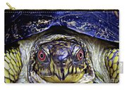 Red Eyed Turtle  Carry-all Pouch