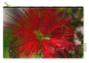 Red Fairy Duster Calliandra Californica Carry-all Pouch