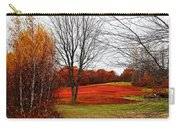 Red Field Autumn Carry-all Pouch