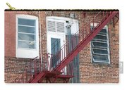 Red Fire Escape Usa I Carry-all Pouch