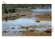 Red Flat At Low Tide Carry-all Pouch