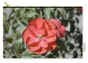 Red Flower II Carry-all Pouch