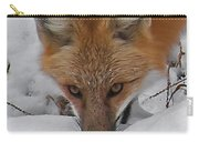 Red Fox Upclose Carry-all Pouch