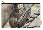 Red-fronted Lemur  Eulemur Rufifrons Carry-all Pouch