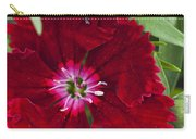 Red Geranium 1 Carry-all Pouch