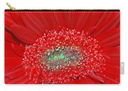 Red Gerbera Flower  Carry-all Pouch