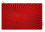 Red Glass Abstract 3 Carry-all Pouch