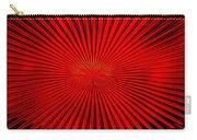Red Glass Abstract 4 Carry-all Pouch