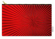 Red Glass Abstract 5 Carry-all Pouch
