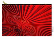 Red Glass Abstract 6 Carry-all Pouch