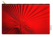 Red Glass Abstract 7 Carry-all Pouch