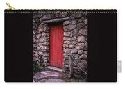 Red Grist Mill Door Carry-all Pouch