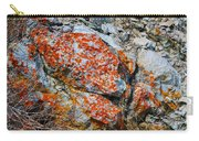 Red Growth Rock Carry-all Pouch
