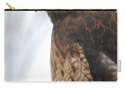 Red Hawk I Carry-all Pouch by Sharon Elliott