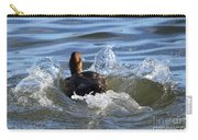 Red Head Duck Resurfaces With A Splash Carry-all Pouch