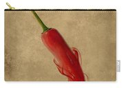 Red Hot Chili Pepper Poster  Carry-all Pouch