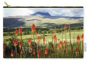 Red Hot Pokers Of The Andes Carry-all Pouch