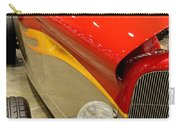 Street Car - Red Hot Rod Carry-all Pouch