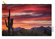 Red Hot Sonoran Sunset Carry-all Pouch