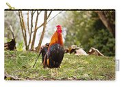 Red Jungle Fowl - Moa Carry-all Pouch