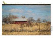 Red Kentucky Relic Carry-all Pouch