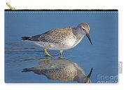 Red Knot Calidris Canutus Carry-all Pouch