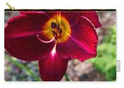 Red Lady Lily 1 Carry-all Pouch