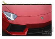 Red Lamborghini Carry-all Pouch