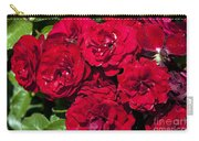 Red Lavaglut Lavaglow Floribunda Roses Carry-all Pouch