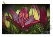 Red Lily 6 Carry-all Pouch