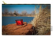 Red Lunch Bag Carry-all Pouch
