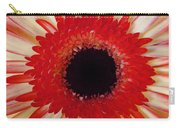 Red  Macro Daisy  Carry-all Pouch