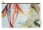 Red Mangrove Carry-all Pouch by Ashley Kujan