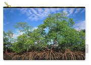 Red Mangrove East Coast Brazil Carry-all Pouch by Pete Oxford