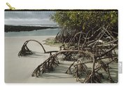 Red Mangrove Root Galapagos Islands Carry-all Pouch