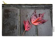 Red Maple Bricks Carry-all Pouch