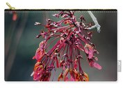Red Maple Flowers Carry-all Pouch