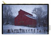 Red Mill Antique Barn Carry-all Pouch