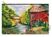 Red Mill At Waupaca Carry-all Pouch