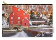 Red Mill Clinton New Jersey Carry-all Pouch