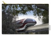 Red Monorail Disneyland 01 Carry-all Pouch