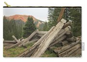 Red Mountain Ruins Carry-all Pouch