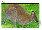 Red Necked Wallaby Carry-all Pouch