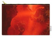 Red On Red Horse Carry-all Pouch