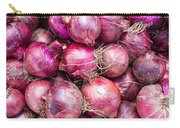 Red Onions Carry-all Pouch
