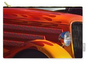 Red Orange And Yellow Hotrod Carry-all Pouch