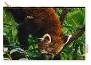 Red Panda Tree Climb Carry-all Pouch