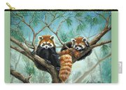 Red Pandas Carry-all Pouch