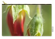 Red Pea Buds Carry-all Pouch