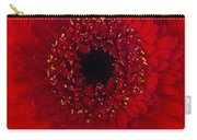 Red Petal Macro 3 Carry-all Pouch